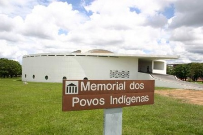 Resultado de imagem para museu do indio em brasilia