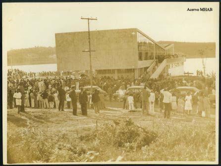 Inauguração do Iate Club da Pampulha (1943)